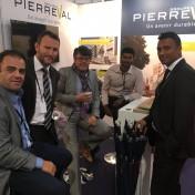 Stand groupe Pierreval Fête de l'huma 2017