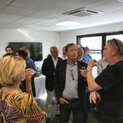Inauguration agence de Nantes, Groupe Pierreval, promoteur immobilier