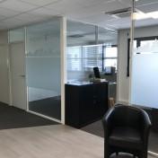 Intérieur agence de Nantes, Groupe Pierreval, promoteur immobilier