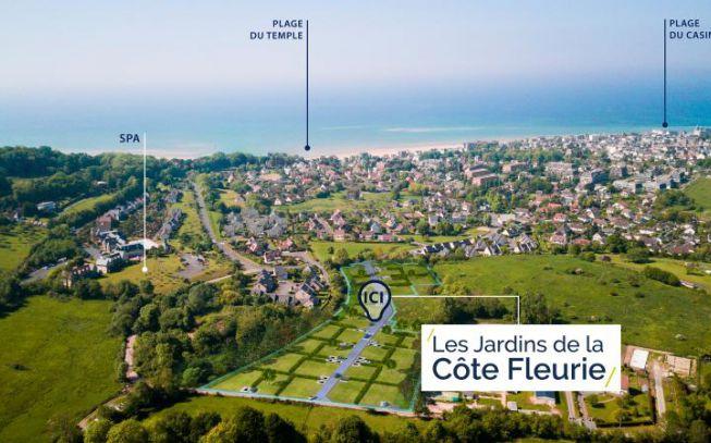 Les Jardins de la Côte Fleurie - Photo - Groupe Pierreval