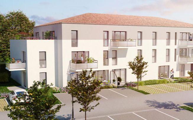 Apolline II Groupe Pierreval logements neufs Poitiers